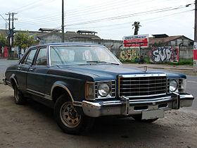 Ford Granada (North America) I 1975 - 1980 Sedan #8