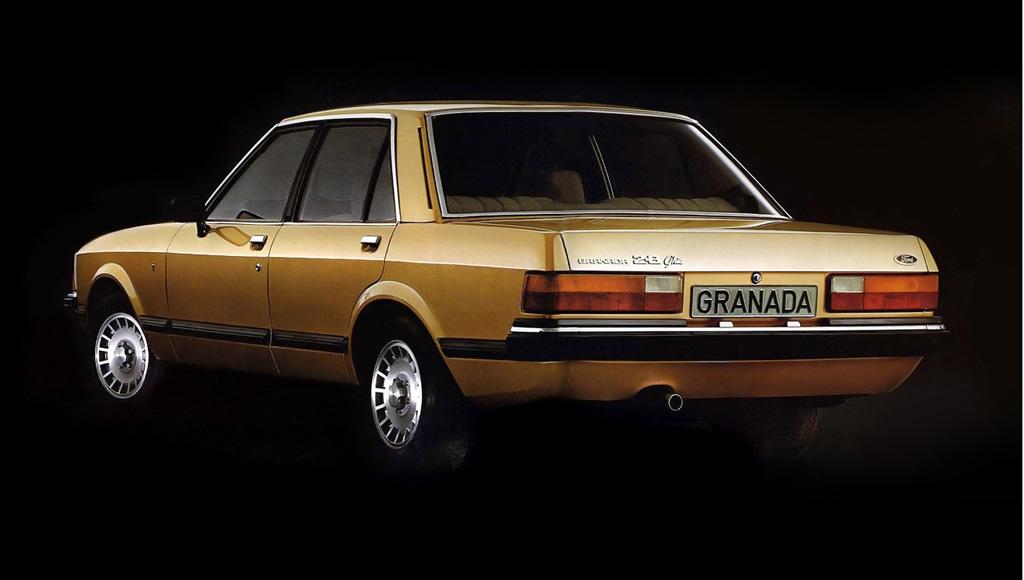 Ford Granada II 1977 - 1985 Station wagon 5 door #4