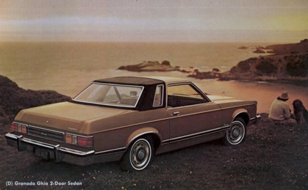 Ford Granada II 1977 - 1985 Station wagon 5 door #6