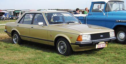 Ford Granada II 1977 - 1985 Station wagon 5 door #2
