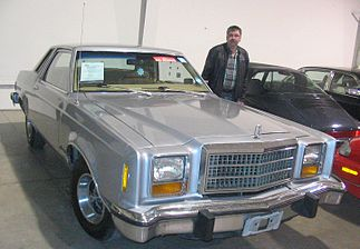 Ford Granada (North America) I 1975 - 1980 Sedan #4