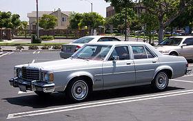 Ford Granada (North America) I 1975 - 1980 Sedan #7
