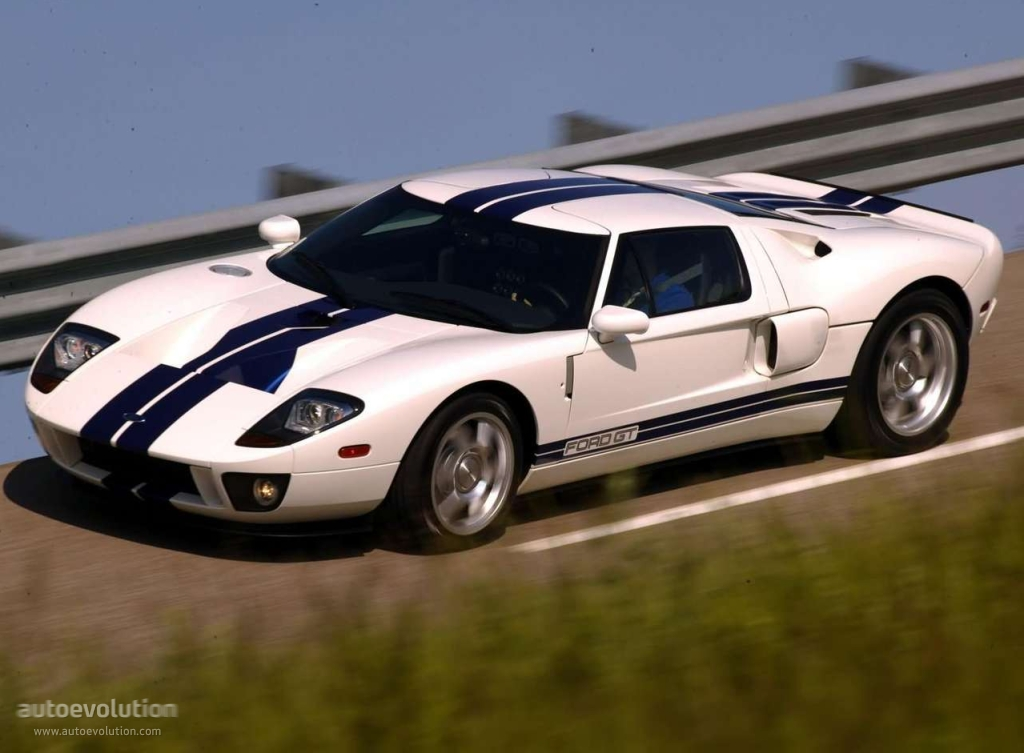 Ford GT I 2004 - 2006 Coupe #2
