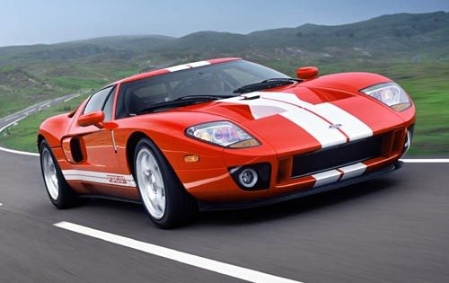 Ford GT I 2004 - 2006 Coupe #5