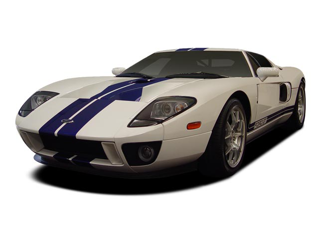 Ford GT I 2004 - 2006 Coupe #1