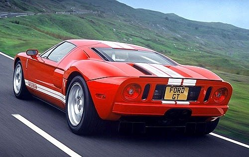 Ford GT I 2004 - 2006 Coupe #6