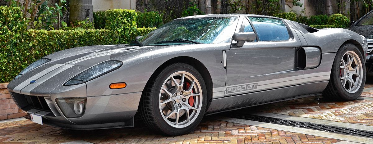 Ford GT I 2004 - 2006 Coupe #8