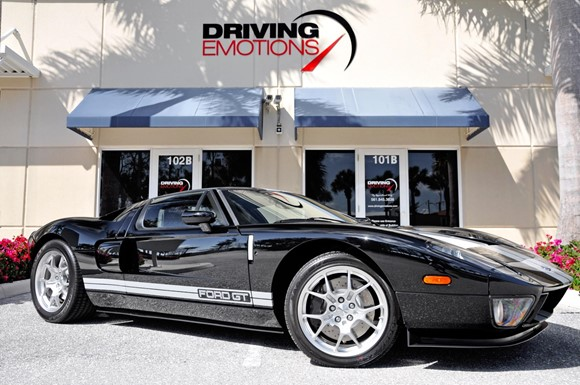 Ford GT I 2004 - 2006 Coupe #4