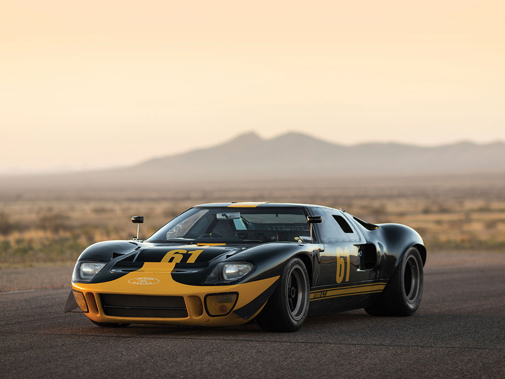 Ford GT40 1964 - 1969 Coupe #2