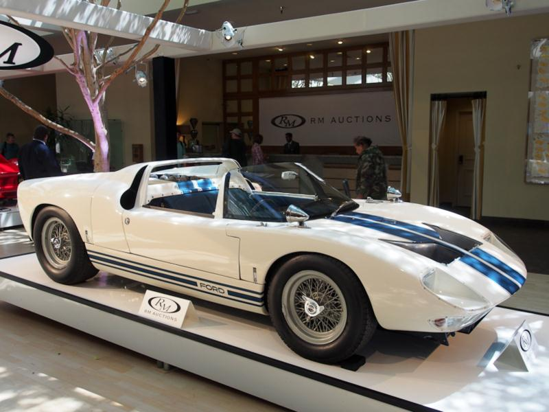 Ford GT40 1964 - 1969 Coupe #7