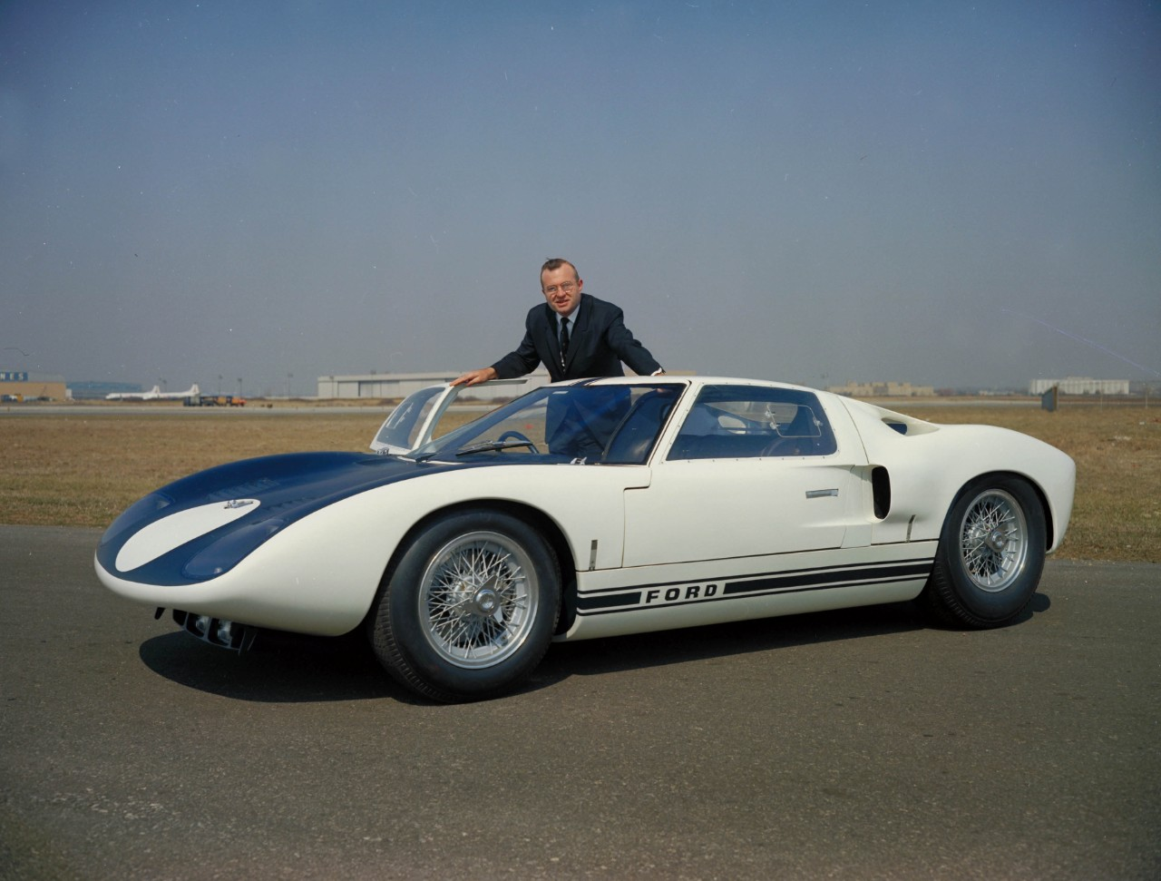 Ford GT40 1964 - 1969 Coupe #5