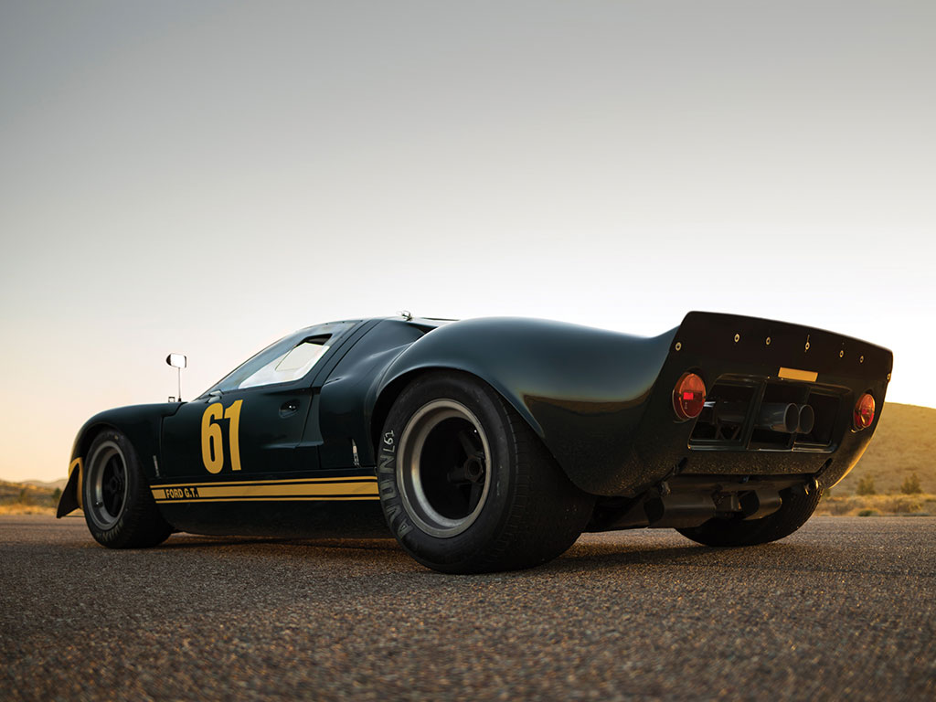 Ford GT40 1964 - 1969 Coupe #4