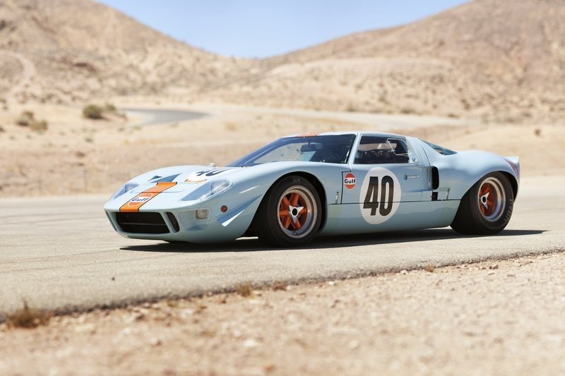 Ford GT40 1964 - 1969 Coupe #8
