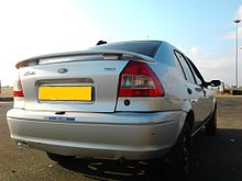 Ford Ikon I 1999 - 2011 Sedan #7