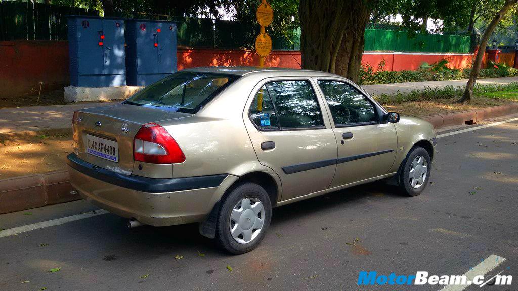 Ford Ikon II 2007 - 2015 Sedan #4