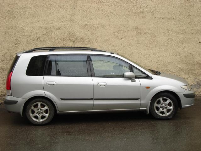 Ford Ixion 1999 - 2005 Compact MPV #6