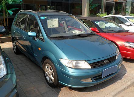 Ford Ixion 1999 - 2005 Compact MPV #3