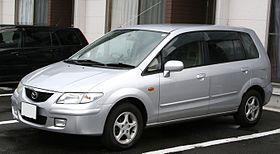 Ford Ixion 1999 - 2005 Compact MPV #8
