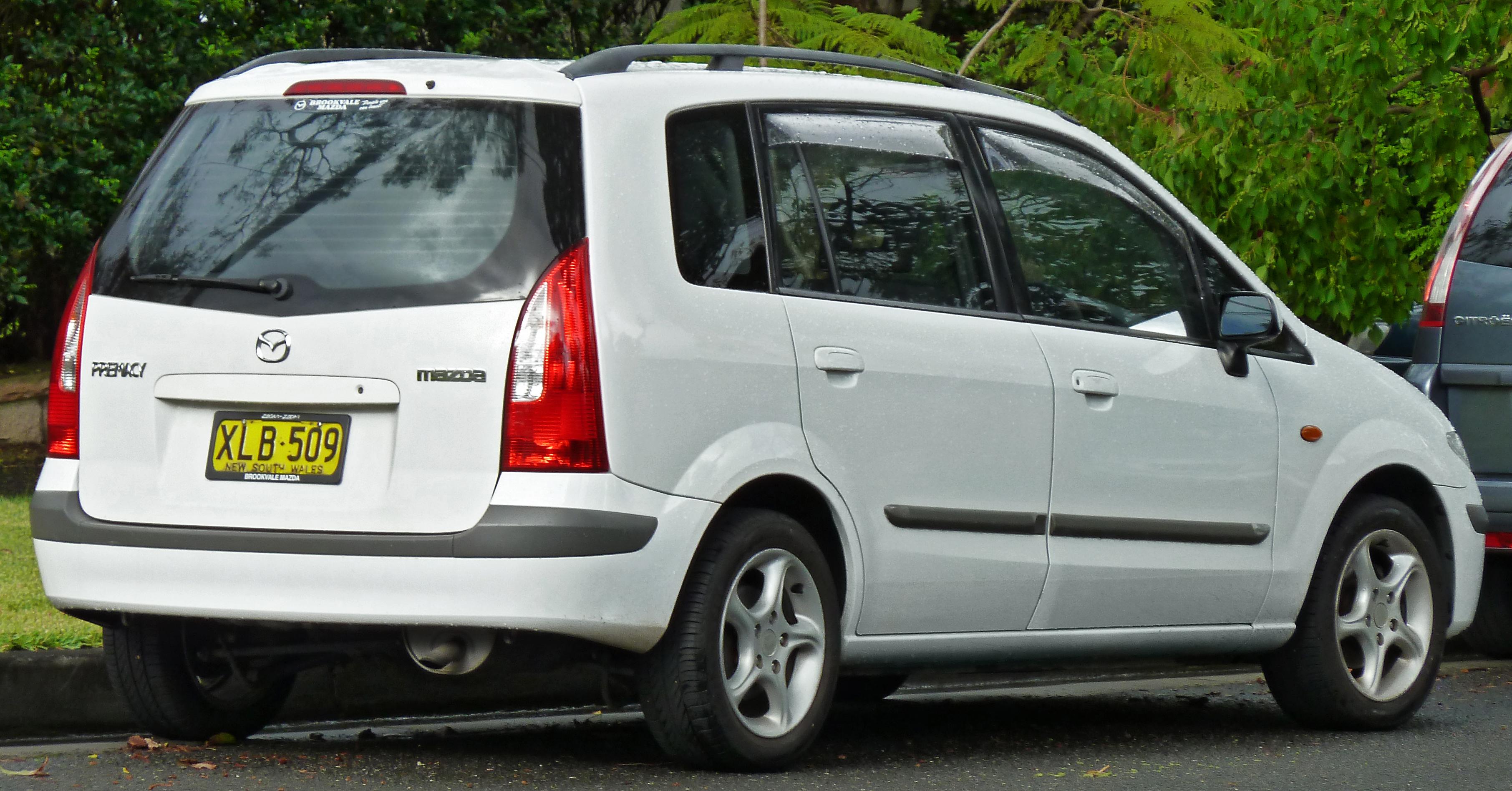 Ford Ixion 1999 - 2005 Compact MPV #4