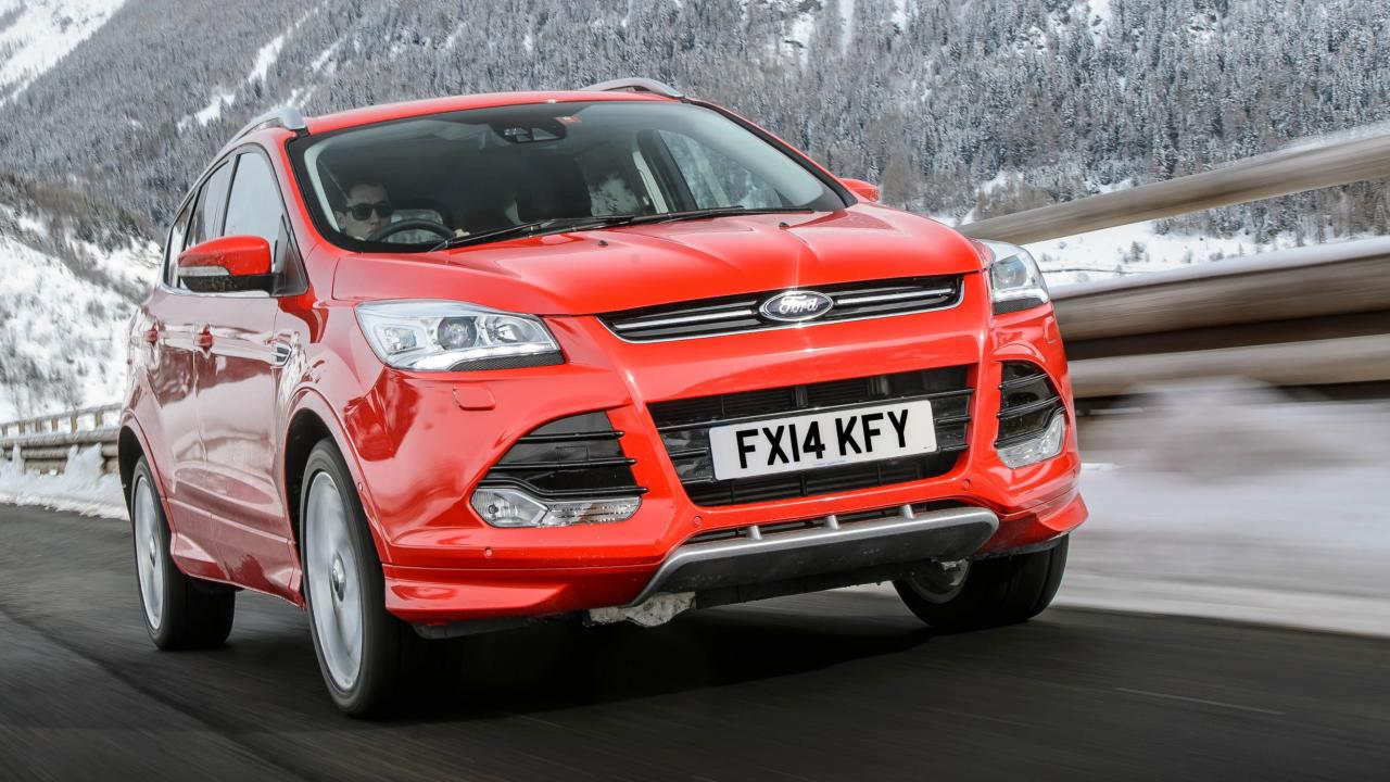 Ford Kuga II Restyling 2016 - now SUV 5 door #7