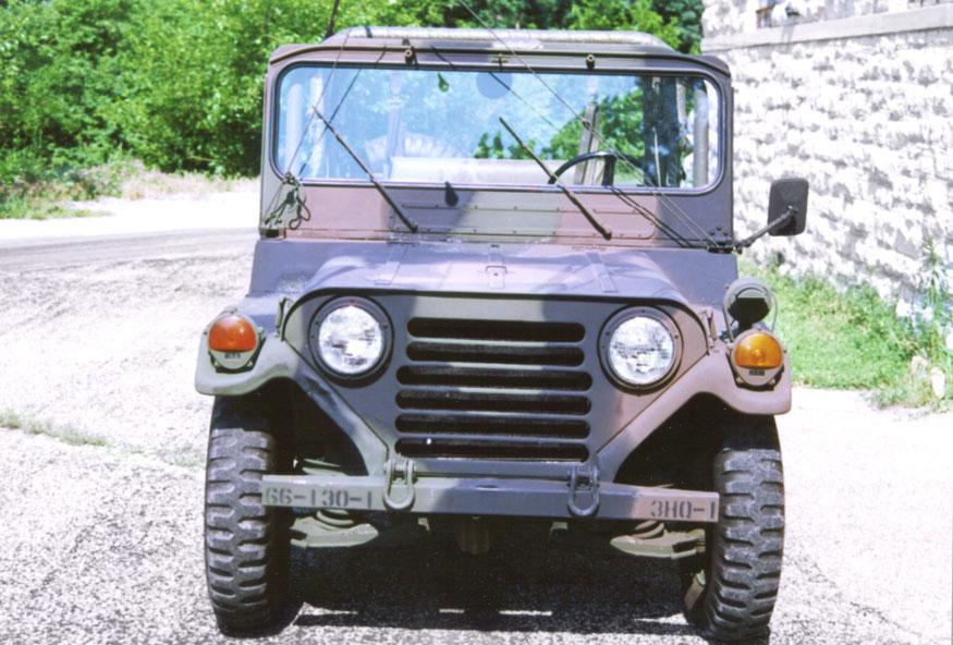 Ford M151 I 1959 - 1982 SUV #7