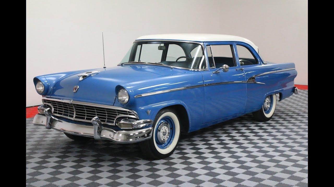 Ford Mainline 1952 - 1956 Sedan #1