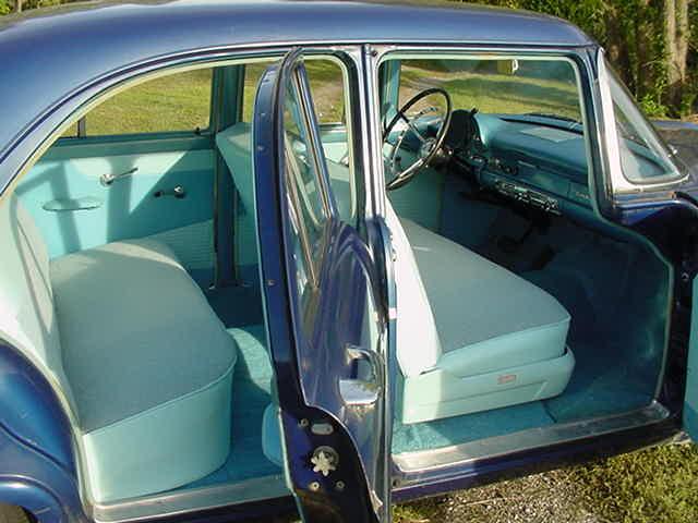 Ford Mainline 1952 - 1956 Sedan #7