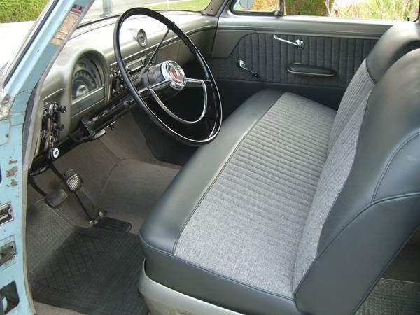 Ford Mainline 1952 - 1956 Sedan #8