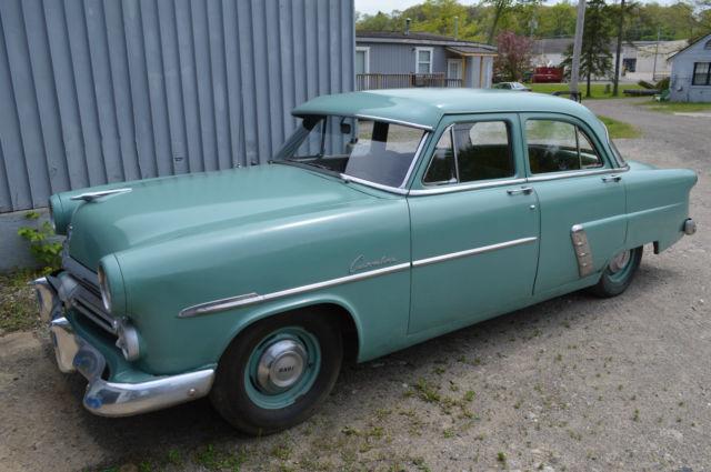 Ford Mainline 1952 - 1956 Sedan #4
