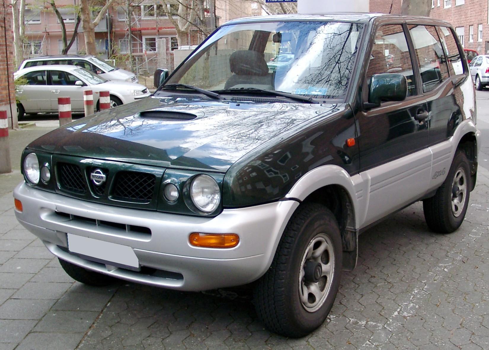 Ford Maverick I 1993 - 1998 SUV 3 door #2