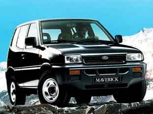 Ford Maverick I 1993 - 1998 SUV 3 door #1