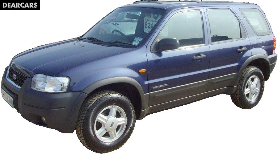 Ford Maverick I 1993 - 1998 SUV 3 door #3