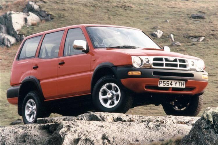 Ford Maverick I 1993 - 1998 SUV 3 door #5