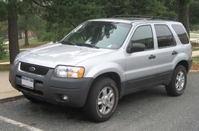 Ford Maverick II 2000 - 2007 SUV 5 door #1