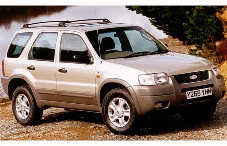 Ford Maverick II 2000 - 2007 SUV 5 door #3
