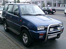 Ford Maverick II 2000 - 2007 SUV 5 door #7