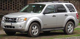 Ford Maverick II 2000 - 2007 SUV 5 door #6