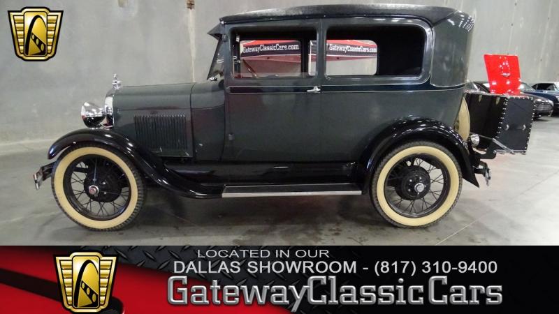 Ford Model A 1927 - 1931 Hatchback 3 door #4