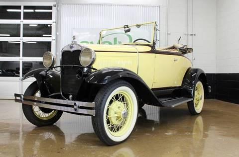 Ford Model A 1927 - 1931 Hatchback 3 door #6