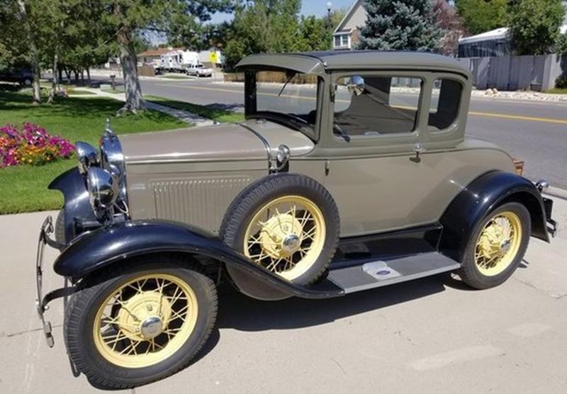 Ford Model A 1927 - 1931 Hatchback 3 door #5