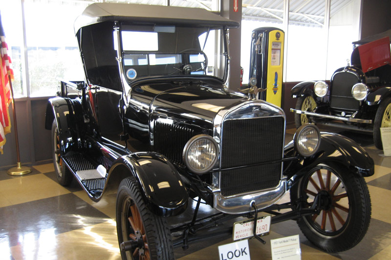 Ford Model T 1908 - 1927 Cabriolet #5