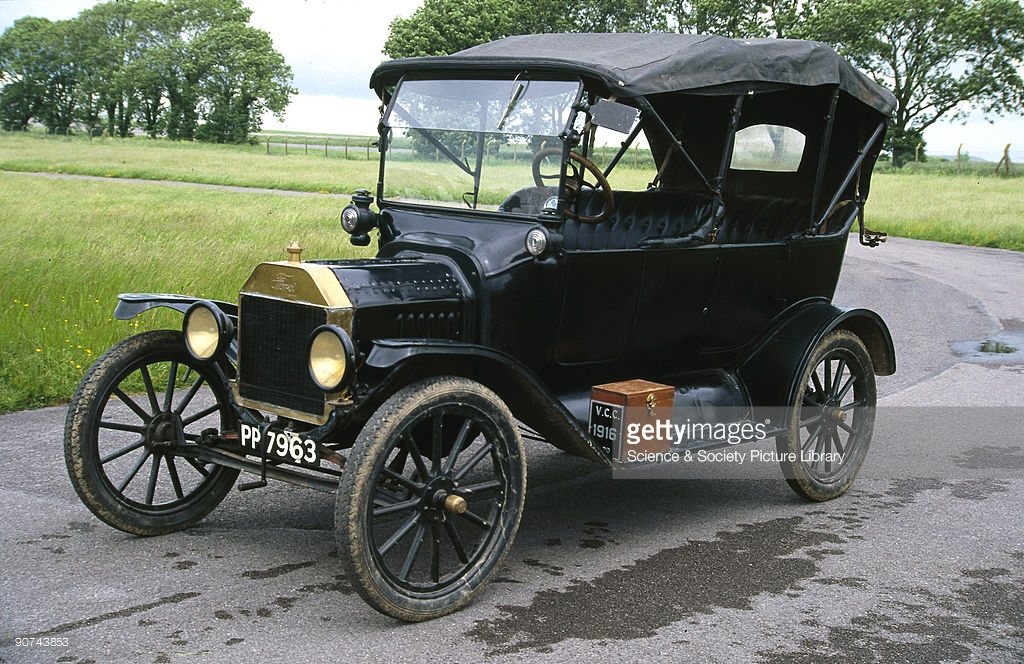 Ford Model T 1908 - 1927 Cabriolet #6