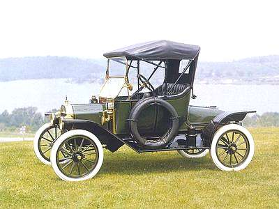 Ford Model T 1908 - 1927 Cabriolet #2