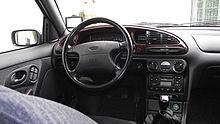 Ford Mondeo I 1993 - 1996 Liftback #8