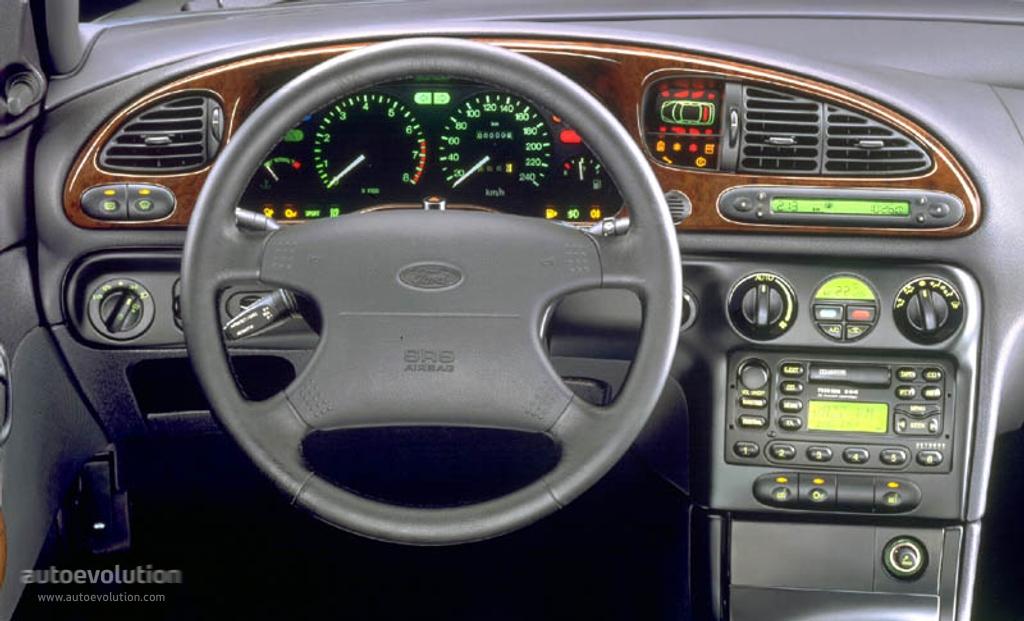 Ford Mondeo I 1993 - 1996 Liftback #4