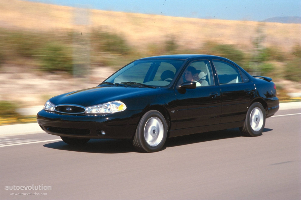 Ford Mondeo ST II 1999 - 2000 Sedan #8