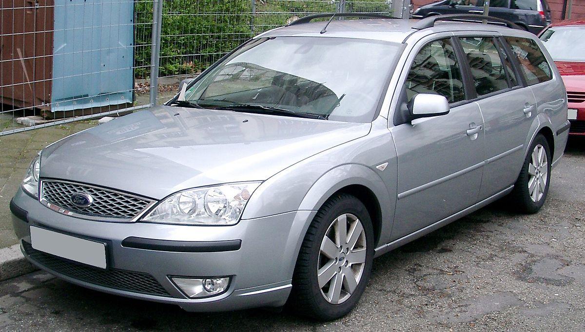 Ford Mondeo ST III 2002 - 2007 Station wagon 5 door #8