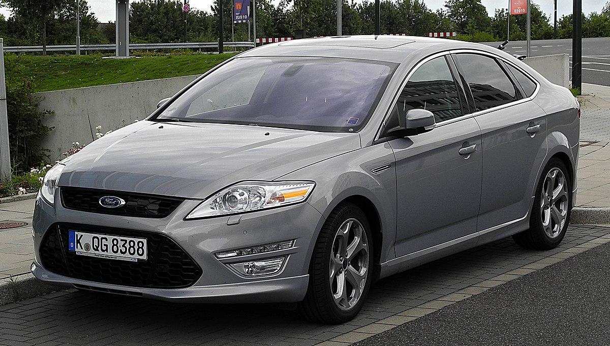 Ford Mondeo V 2014 - now Station wagon 5 door #8
