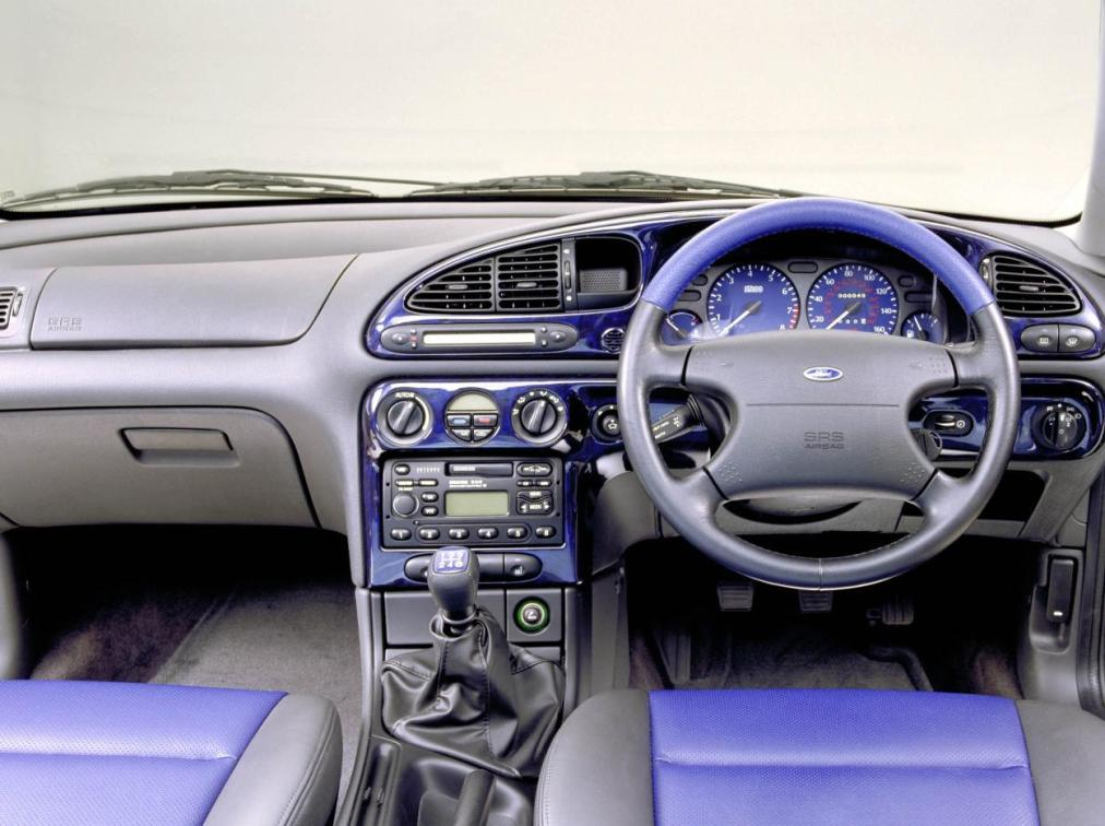 Ford Mondeo ST II 1999 - 2000 Hatchback 5 door #6