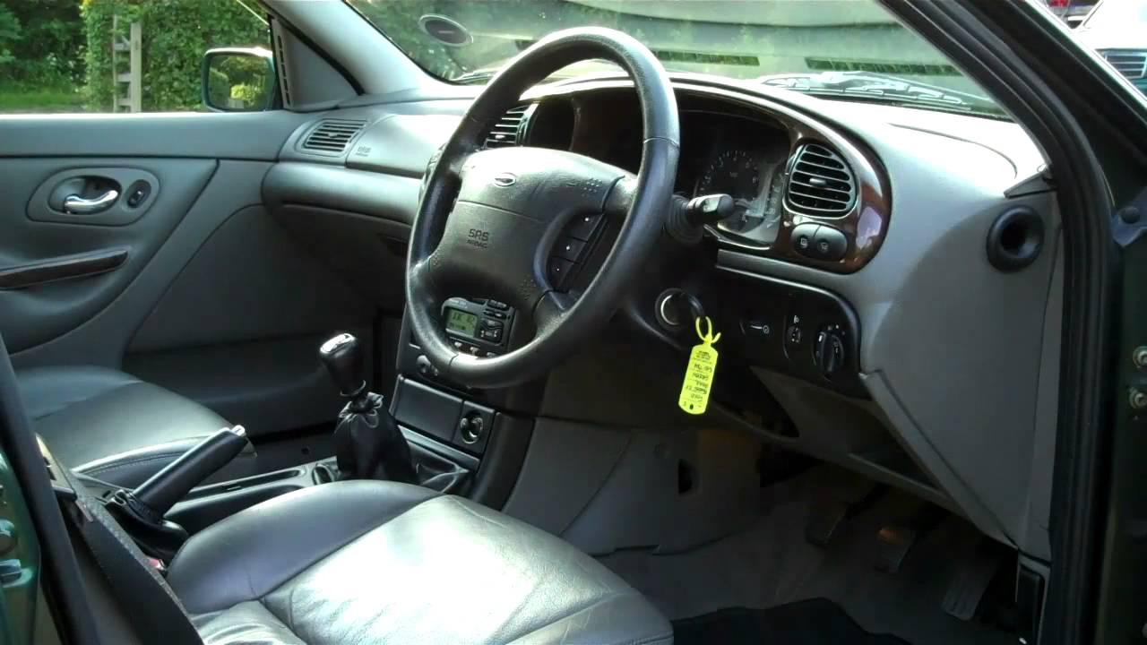 Ford Mondeo ST II 1999 - 2000 Hatchback 5 door #8